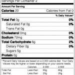 CQ-Hard-Candy-CBD-Strawberry-Nutrition