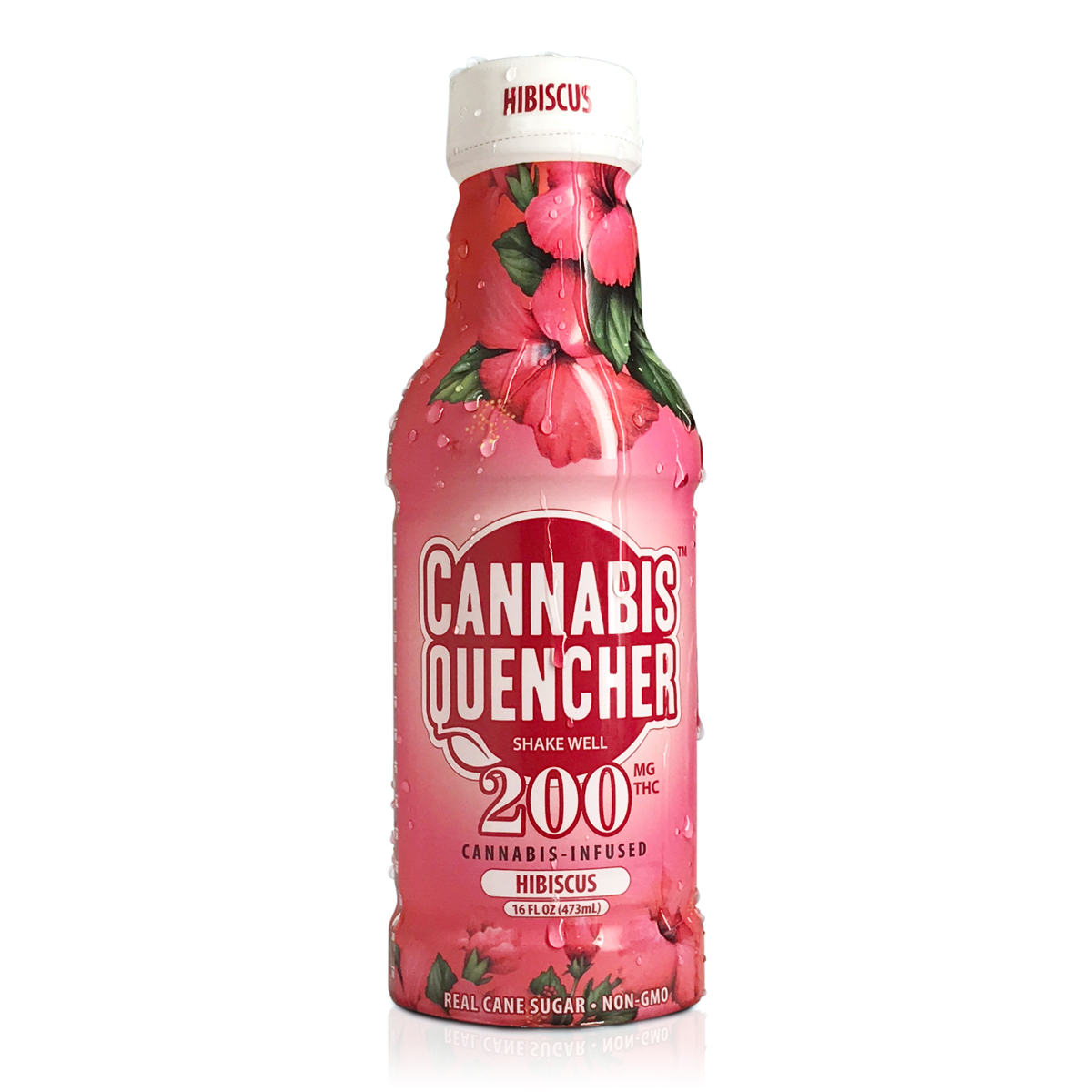 Hibiscus Cannabis Quencher