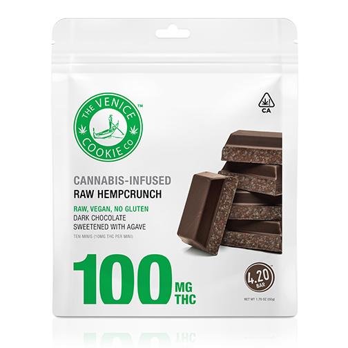 the-venice-cookie-company-raw-hempcrunch-100mg-thc