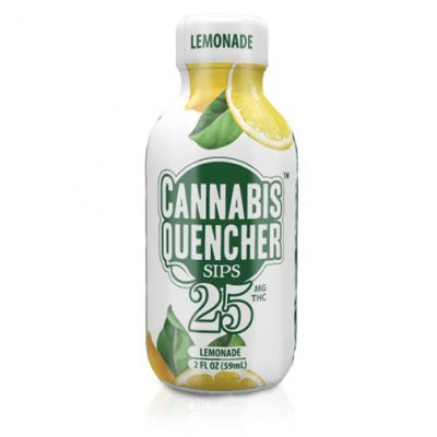 Cannabis Quencher Sips