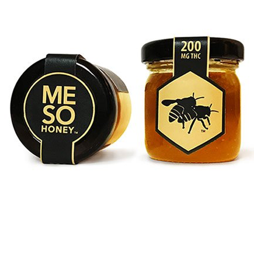 Me So Honey Cannabis Infused Honey