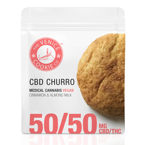 Venice Cookie Company CBD Churro