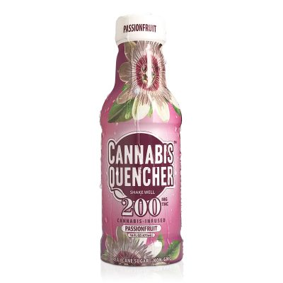 Passionfruit Cannabis Quencher