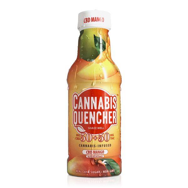 CBD Mango Cannabis Quencher