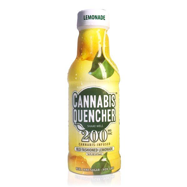 Lemonade Cannabis Quencher