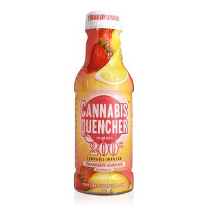 Strawberry Lemonade Cannabis Quencher