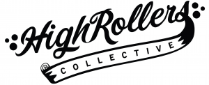 High rollers collective logo