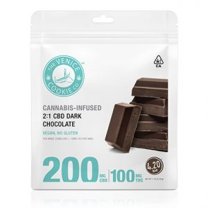 the-venice-cookie-company-2.1-cbd-dark-chocolate-100mg-thc