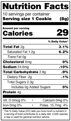 Cookie-The-Surfer-Nutrition