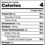 Pretzel-Bites-Nutrition