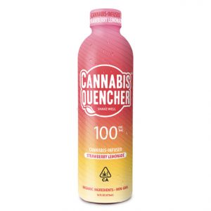 cannabis-quenchers-strawberry-lemonade-100mg-thc
