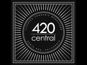 420 Central Logo